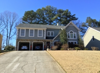 home-painting-exterior-Alpharetta-GA-before