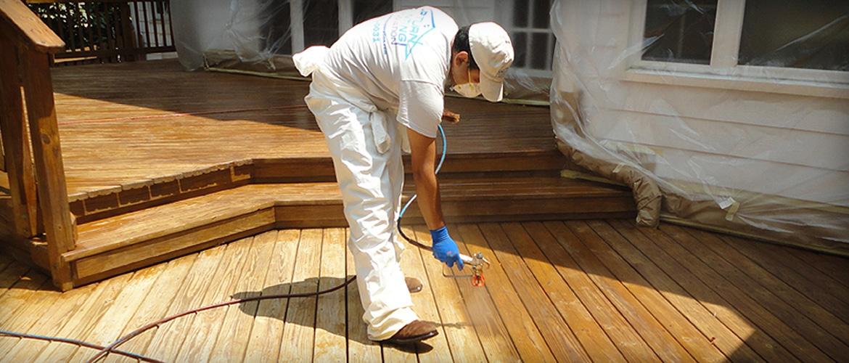 Deck Restoration image