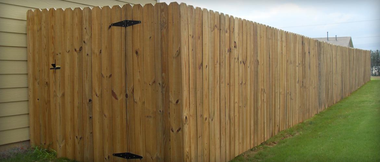 Fence Restoration image