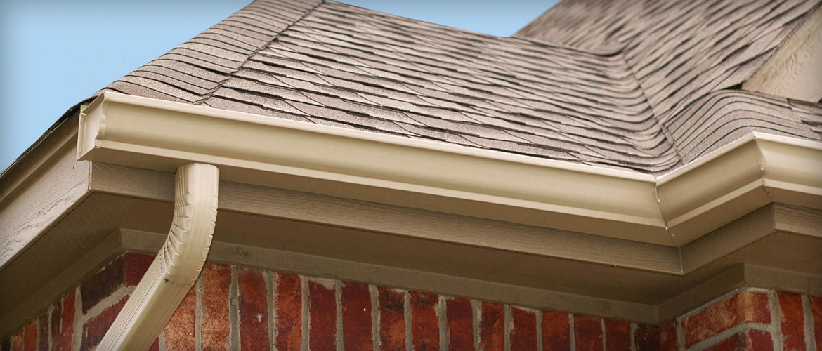 Seamless Gutters image